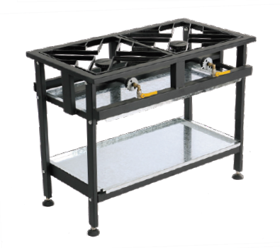 2 Burner Gas Boiling Table Goldfields Business Amp Catering